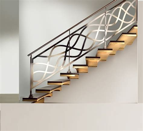 Exterior Staircase Design Ideas by Trends Of Stair Railing Ideas And Materials Interior