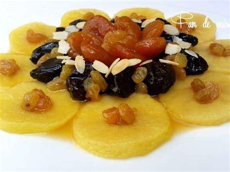 fan de cuisine recettes de fruits secs et pomme