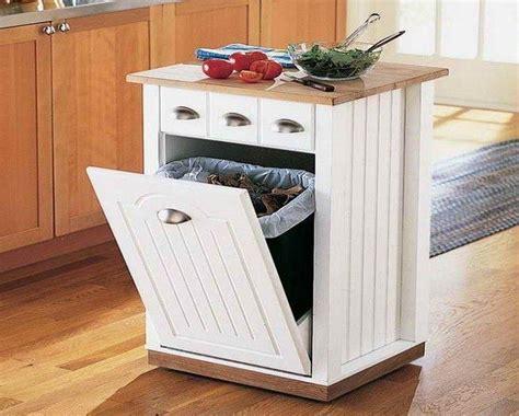 meuble cache poubelle cuisine meuble poubelle cuisine