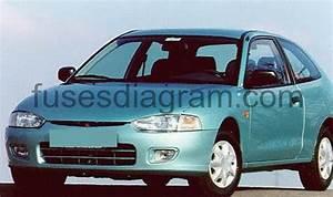 Fuse Box Diagram Mitsubishi Galant