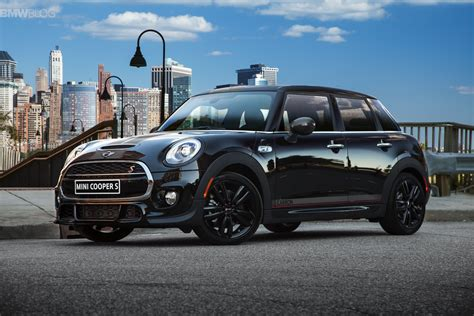 Mini Launches The Cooper S Carbon Edition