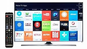 Günstige Smart Tv : samsung tv j5550 im test audio video foto bild ~ Orissabook.com Haus und Dekorationen