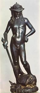 Donatello's bronze David