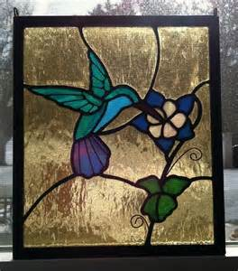 Hummingbird Stained Glass Patterns Birds