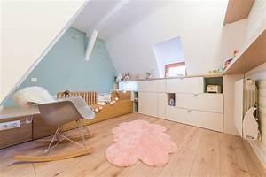 Chambre Fille Scandinave : projet tc am nagement chambre enfant de style scandinave 1 scandinave chambre d 39 enfant ~ Melissatoandfro.com Idées de Décoration