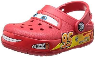 light up crocs crocs 15263 cars light up clog toddler