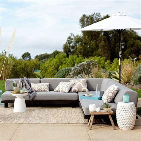 outdoor furniture west elm terrazas the