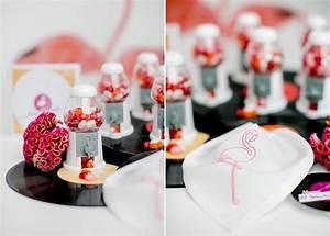 Deko 50er Party : vinyl pink und 50er styled shoot rocking flamingo fr ulein k sagt ja hochzeitsblog ~ Sanjose-hotels-ca.com Haus und Dekorationen