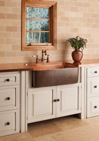 sink for kitchen copper farmhouse sink forest 6929