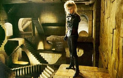 Up The Down Staircase Cast labyrinth 1986 journey into sarah s subconscious jay