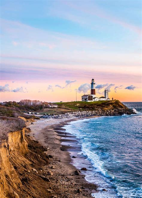 fishing towns states united sea york freshwater saltwater fly island long deep point lighthouse montauk info