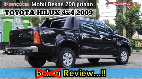 Mobil Toyota Hilux by Modifikasi Offroad Toyota Hilux Modifikasi Style