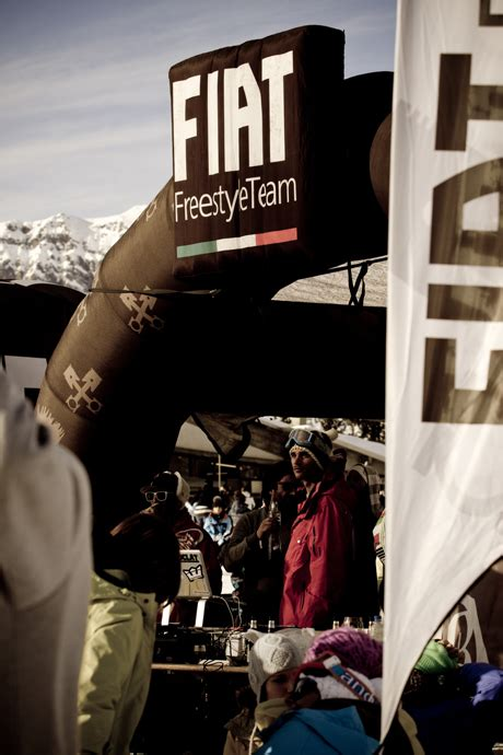 fiat freestyle supports six of the best national snowparks
