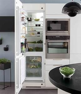 Frigo Encastrable Dimension : meuble cuisine frigo encastrable aa38 jornalagora ~ Premium-room.com Idées de Décoration