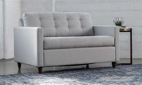 Small Loveseat Sleeper Sofa by The Best Sleeper Sofas For Small Spaces Apartment Therapy