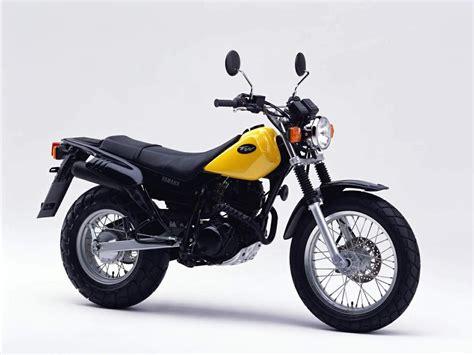 Yamaha Tw 125 (1999 2004