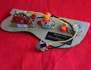 Ready Built Fender Esquire Telecaster Single Pickup Wiring