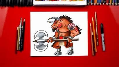 Minotaur Draw Hub