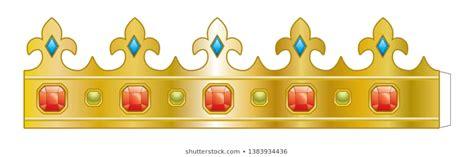 paper crown images stock  vectors shutterstock