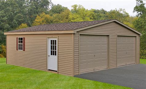 Double Wide Garages  Two Car Garage  Lancaster & York Pa