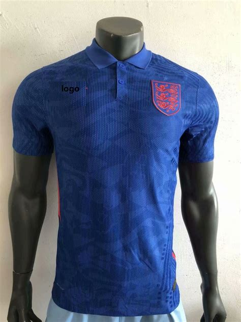 player version adult england  football jersey soccer shirt