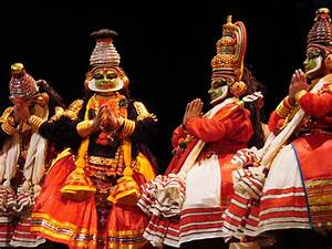 Kathakali dance - India | Dance | Pinterest