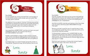 8 best images of free printable letters from santa claus for Letters from santa claus free