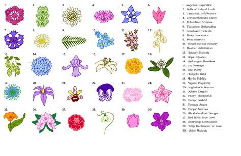 pick  feeling blog  language  flowers