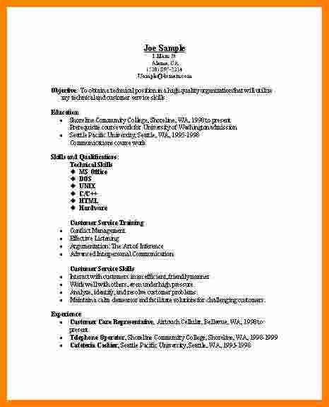 Define Resume Summary by 5 Cv Meaning Sle Theorynpractice