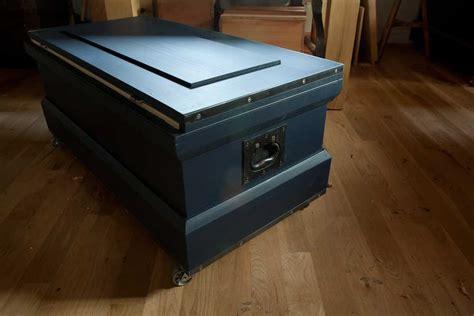 efficient backsaw storage   tool chest