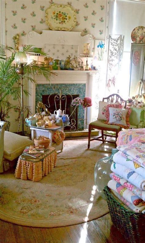 decorating vintage cottage style interiors shabby chic