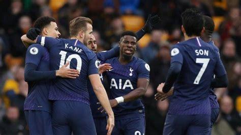 Jadwal Liga Inggris dan Live Streaming, Tottenham vs Man ...