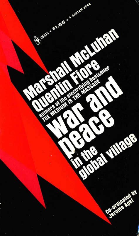 Marshall Mcluhan Book Covers   Dan Shepelavy