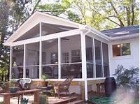 best screened patio design ideas Raleigh-Durham, NC Screened Porches | Gerald Jones Company