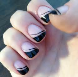 Purple easy and simple nail design ideas