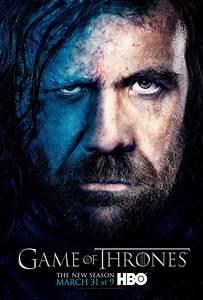 Season 3 - Character Poster - Sandor Clegane - Sandor ...