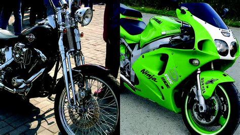The 2 Types Of Motorcycles That There Are