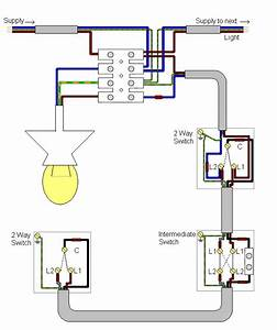 Three Way Wiring Diagrams