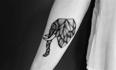 geometric tattoos part  designs ideas  meanings