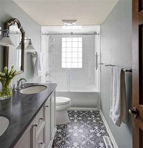 desitter flooring glen ellyn transitional moroccan industrial bath in glen ellyn the