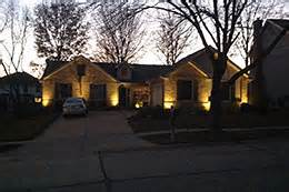 st louis lighting group landscape lighting service in st louis metro lawn