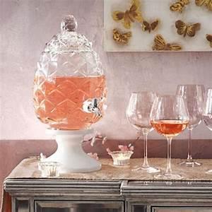 Fontaine A Boisson Avec Robinet : let 39 s have a pineapple party drinks fontaine pompin pinterest fontaine a boisson ~ Teatrodelosmanantiales.com Idées de Décoration