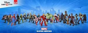 Disney Infinity 20 Marvel Super Heroes Geht Heute An