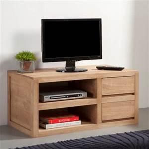 Meuble Tv Hauteur 90 Cm : meuble tv 90 cm meuble tv etagere somum ~ Farleysfitness.com Idées de Décoration
