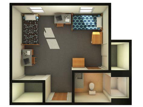 Nobili Rooms  Oncampus Living  Santa Clara University