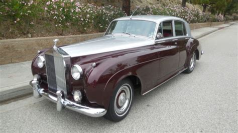 Rolls-royce Other Siver Cloud Sedan 1960 Burgundy For Sale