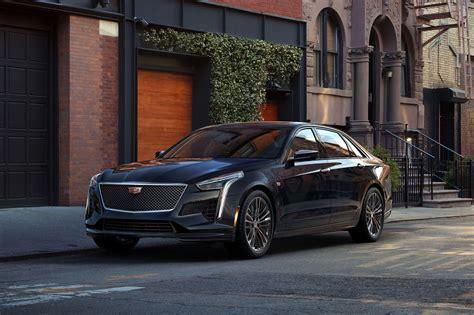 2019 Cadillac Ct6 Vsport Gets 550hp Twinturbo V8 Roadshow