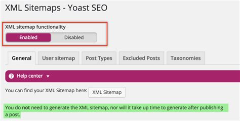 Fix Sitemap Issues With Yoast Seo Plugin Webnots