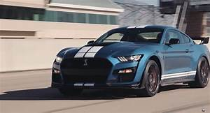 Popular YouTuber Reveals Changes of 2021 Ford Mustang Shelby GT500 and Mach 1 - autoevolution