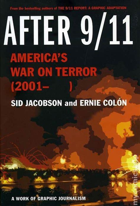 americas war  terror hc  comic books